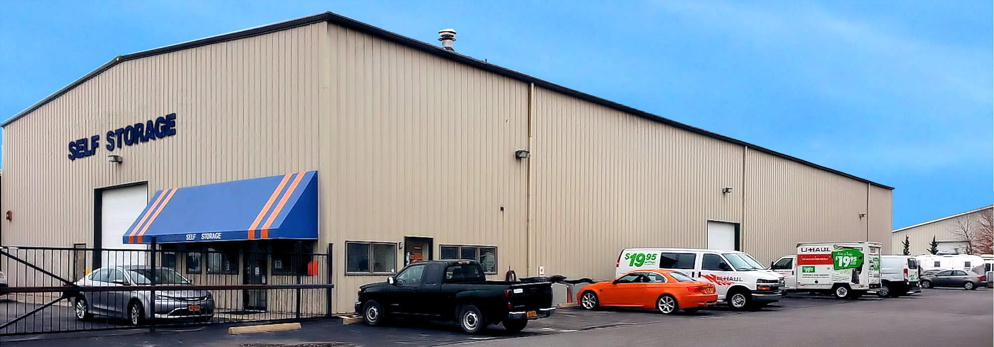 Prime Storage in Bridgehampton, New York