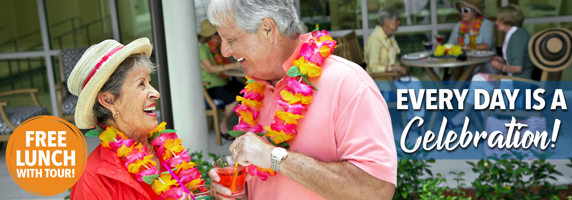 Welcome to our Boynton Beach senior living community!