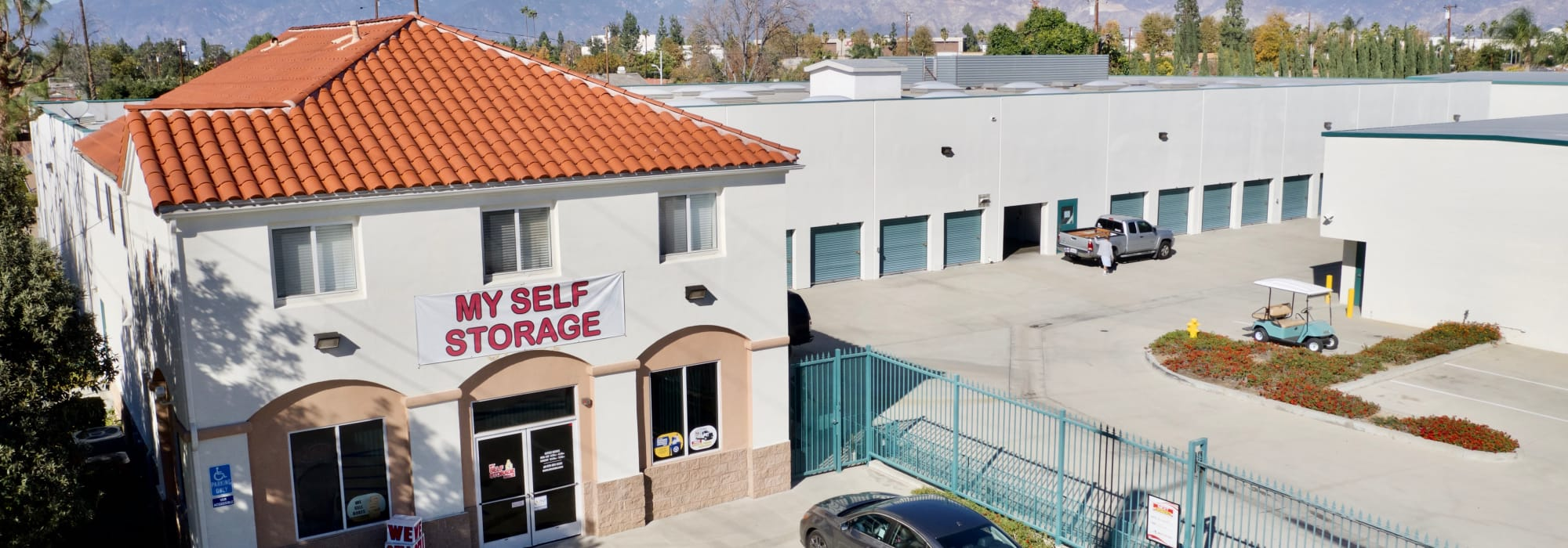 My Self Storage Space in West Covina, California