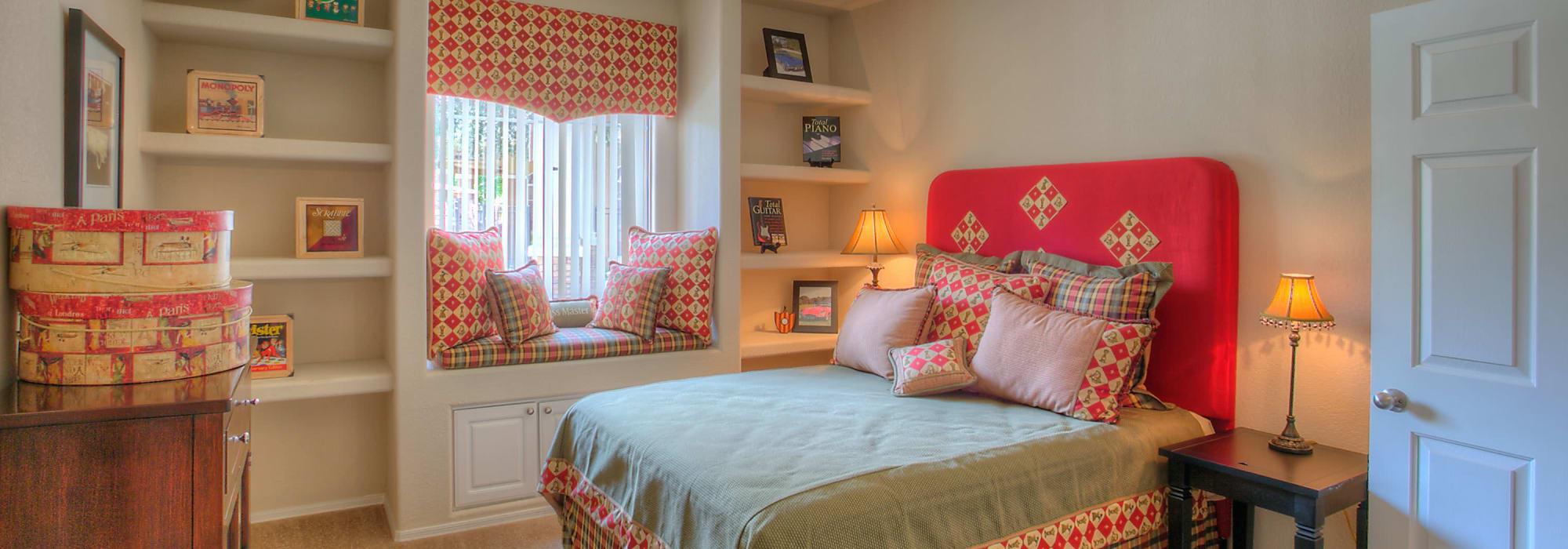 Bedroom at Remington Ranch in Litchfield Park, Arizona