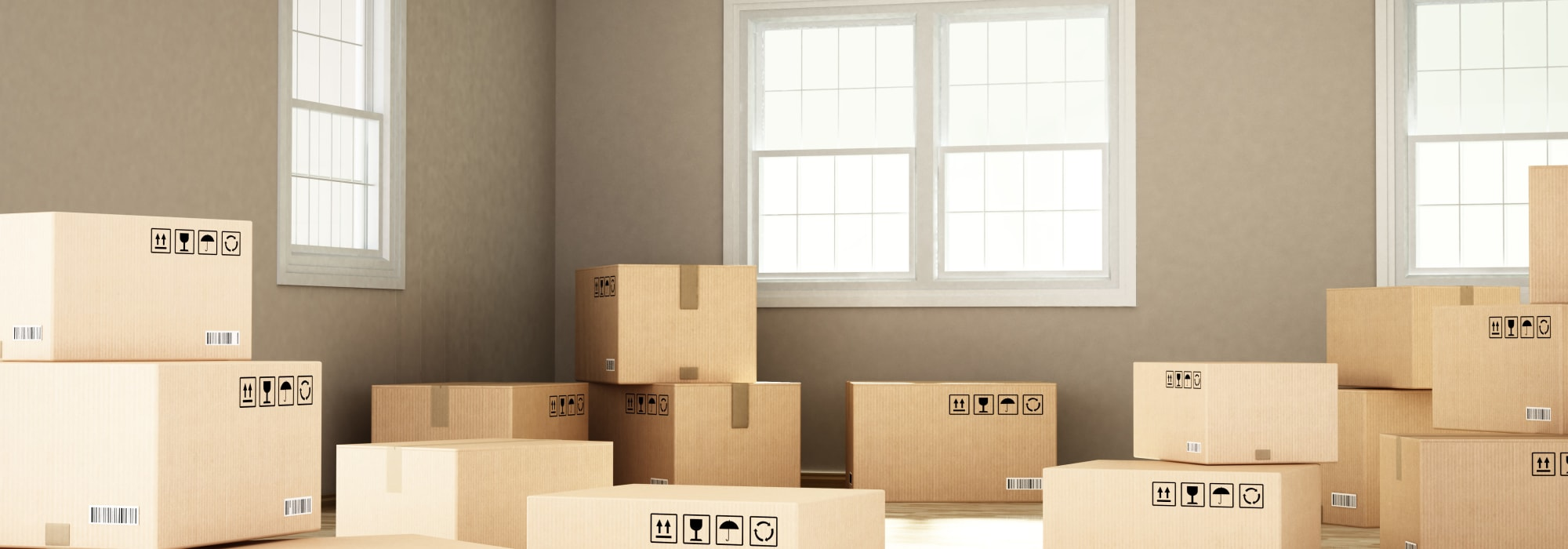 Moving boxes available for purchase from Apple Self Storage - Hamilton in Hamilton, Ontario