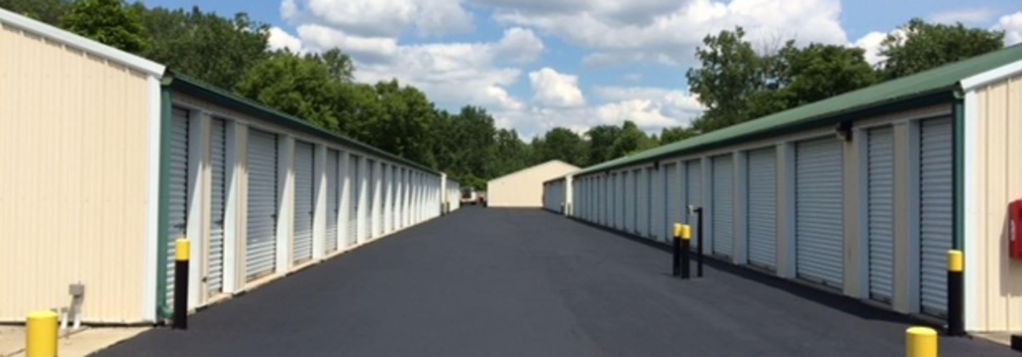 Self storage from Wilson Road Storage in Columbus, Ohio