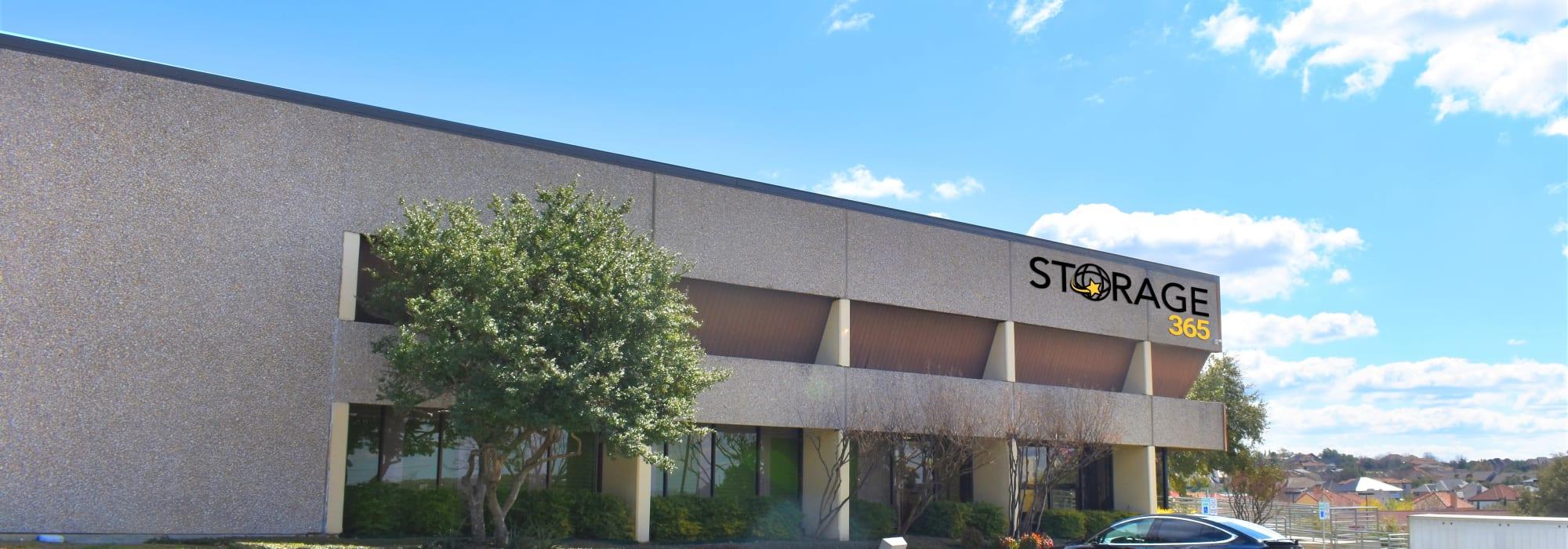 Storage 365 self storage in Irving, Texas