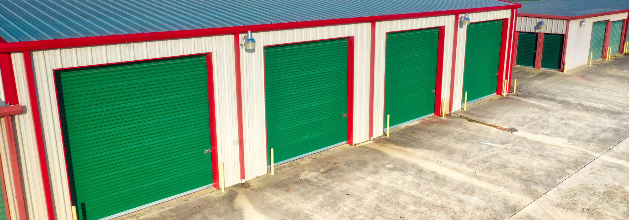 Exterior Units Texarkana, Texas near Lockaway Storage