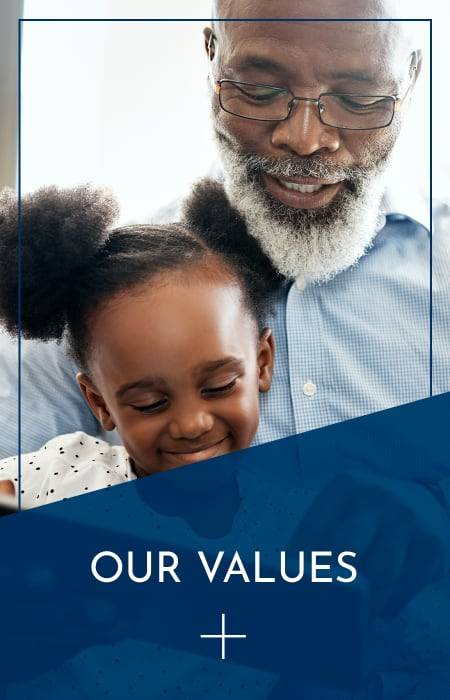 Read about our values at Ativo Senior Living in West Linn, Oregon