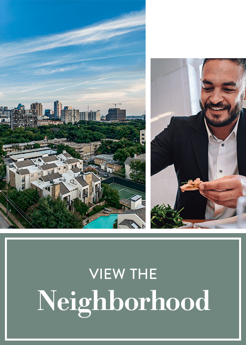 Learn about our neighborhood near Cantabria at Turtle Creek in Dallas, Texas