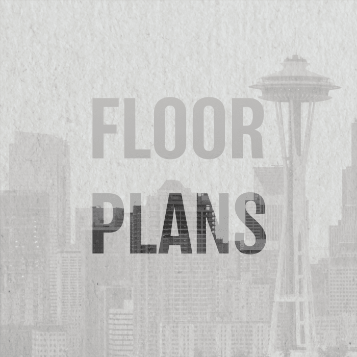 Learn more about our spacious and beautiful floor plans at Discovery Landing Apartment Homes in Burien, WA