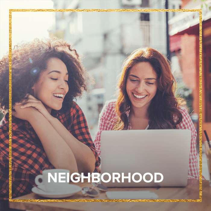 View the neighborhood information at Creekwood Apartments in Tulsa, Oklahoma