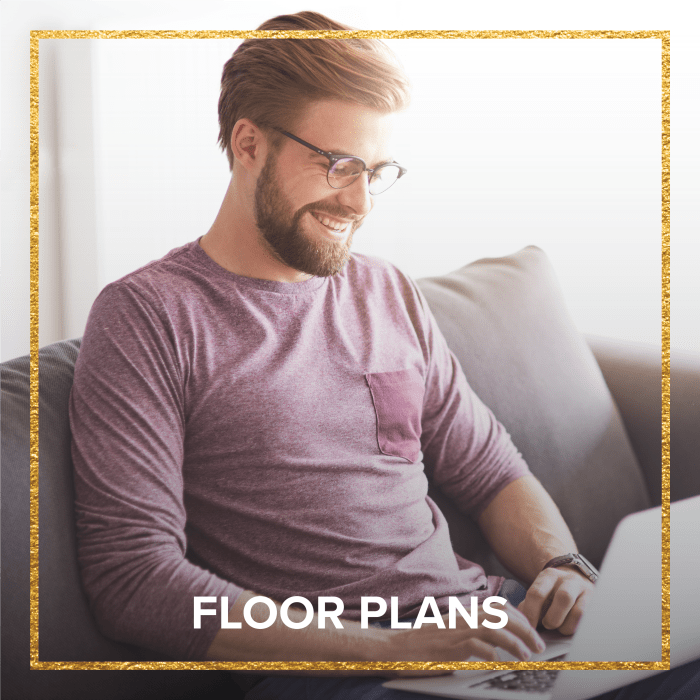 View the floor plans at Council Place Apartments in Oklahoma City, Oklahoma