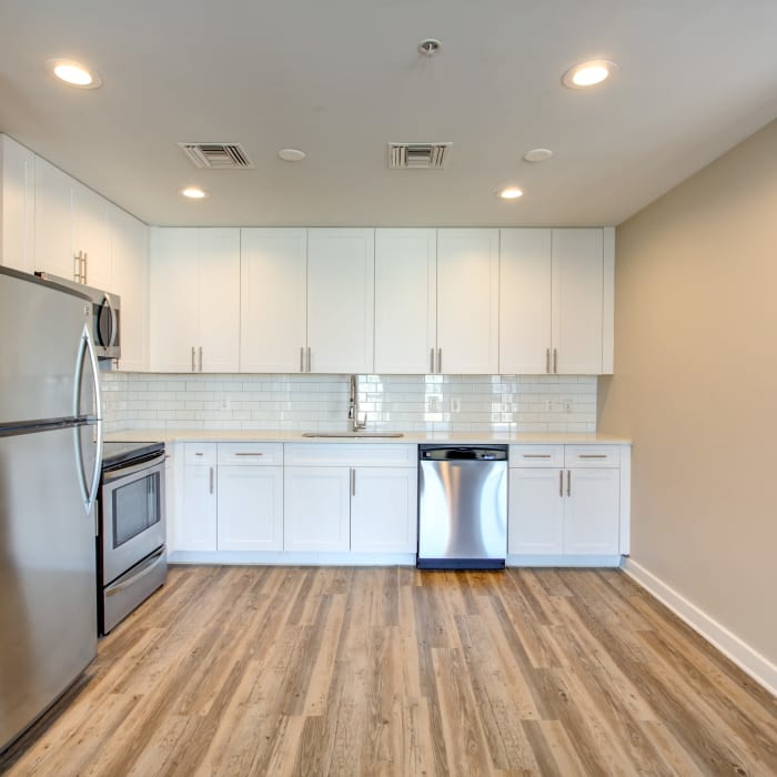 Beautiful studio apartment at 55 West Apartments in Orlando