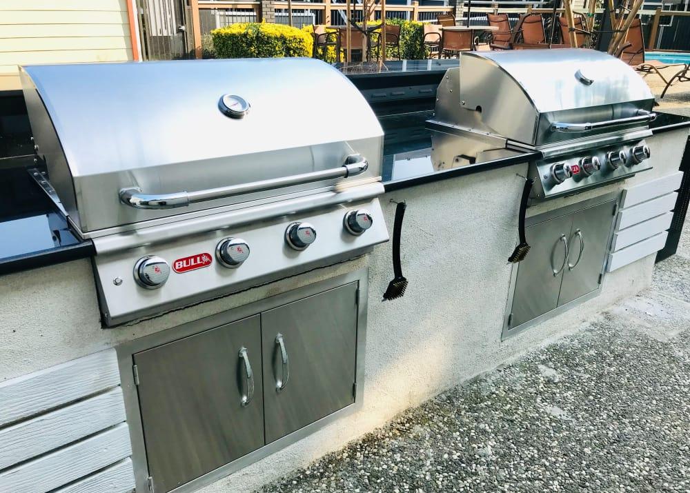 BBQ Area