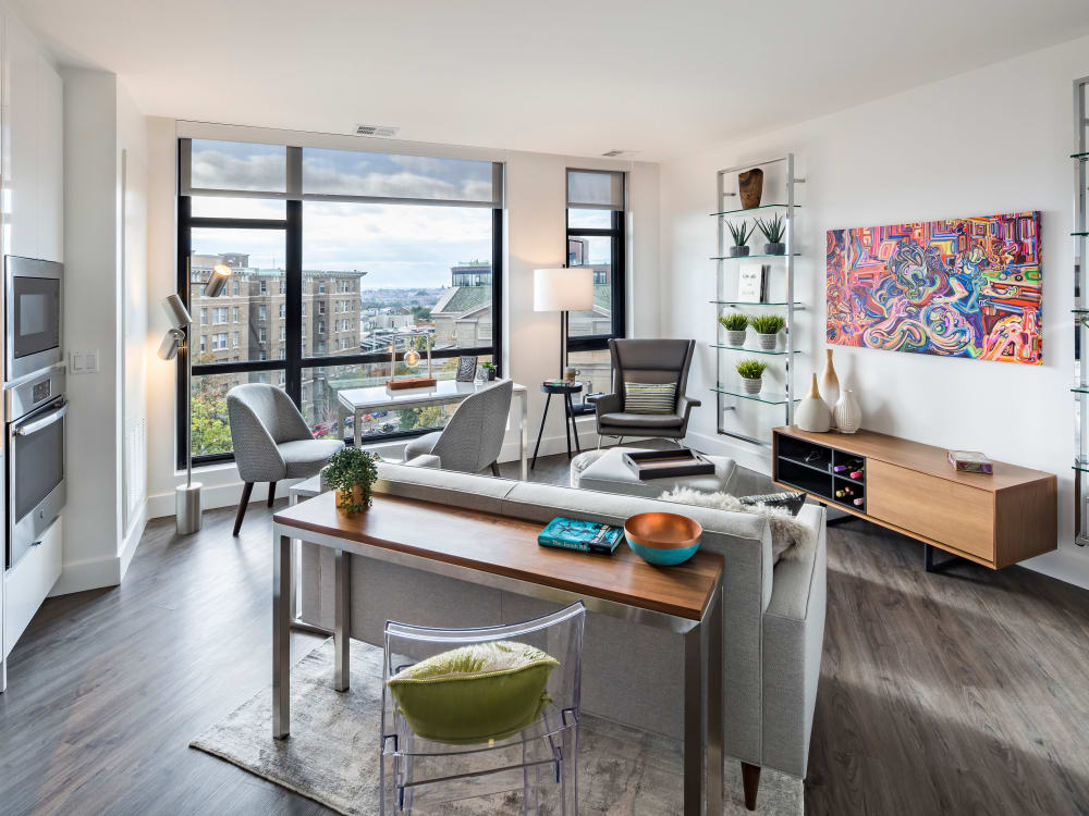 Apartment Features at AdMo Heights in Washington, District of Columbia