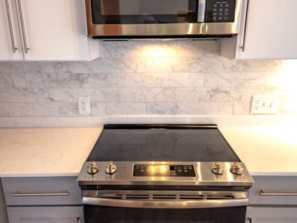 Energy Efficient appliances at Montgomery Mill Apartments in Windsor Locks, CT