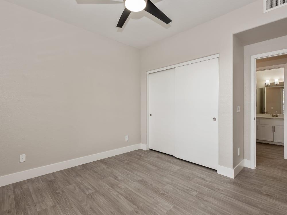 bedroom at The Retreat Apartments in Phoenix, AZ
