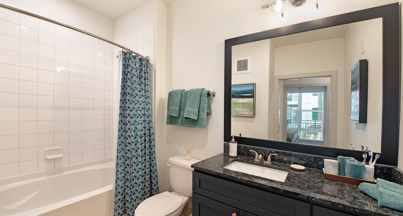 Bathroom at Riverside St. Johns