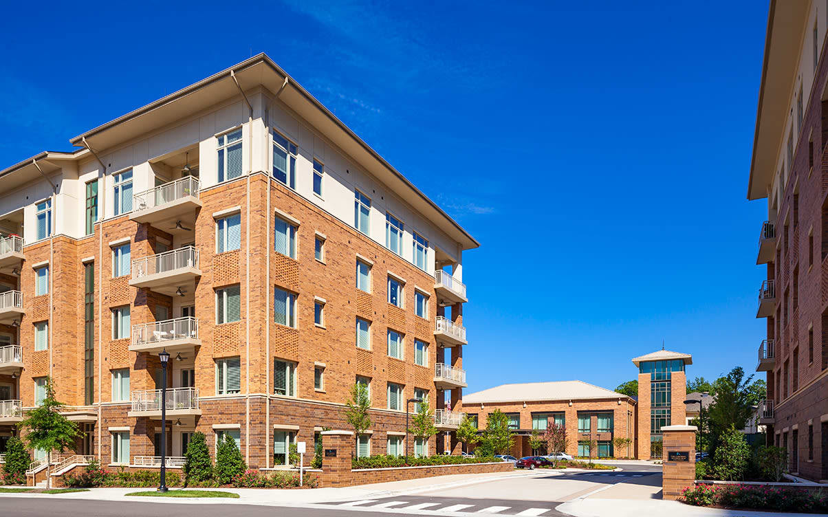 View our Senior Living at The Cardinal at North Hills