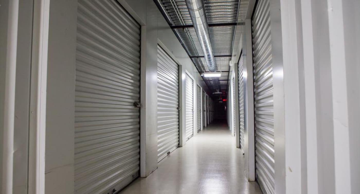 Interior view of Atlantic Self Storage location in Jacksonville
