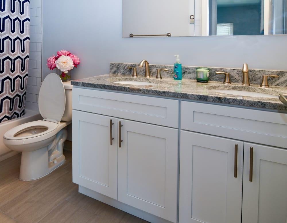 Bathroom at Eagle Rock Apartments at South Nyack in South Nyack, New York