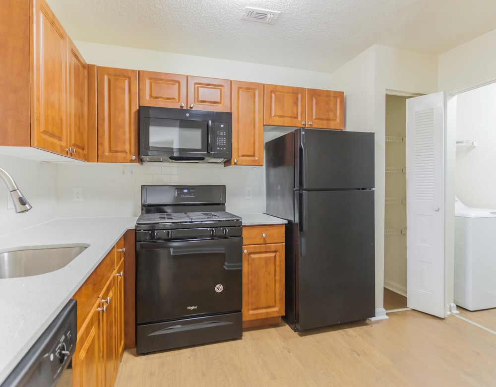 Vista Point Apartments offers a Beautiful Kitchen in Wappingers Falls, New York