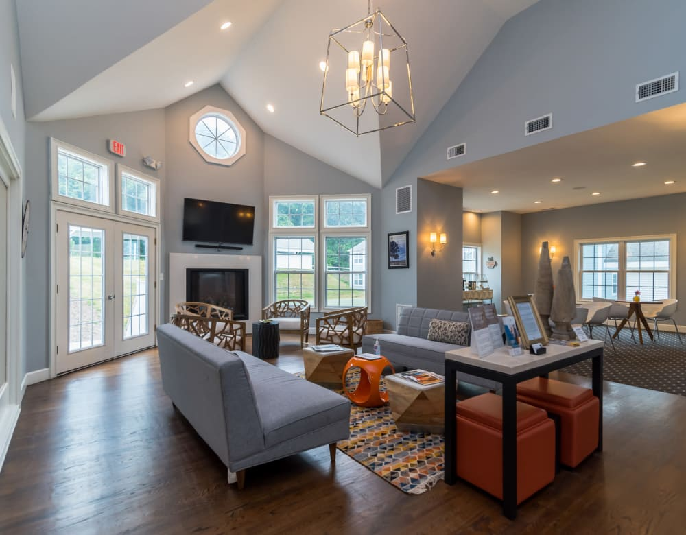 Apartments with a Clubhouse at Summit at Mill Ridge