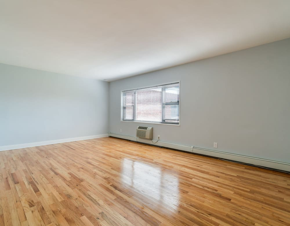 Lovely hardwood flooring at Eagle Rock Apartments at Hicksville in Hicksville, New York