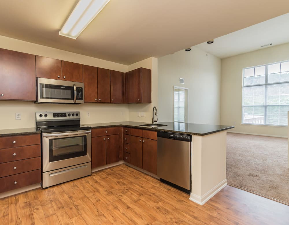 Our Apartments in New Haven, Connecticut offer a Kitchen