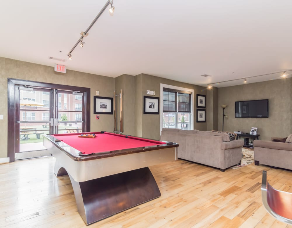 Our Apartments in New Haven, Connecticut offer a Clubhouse