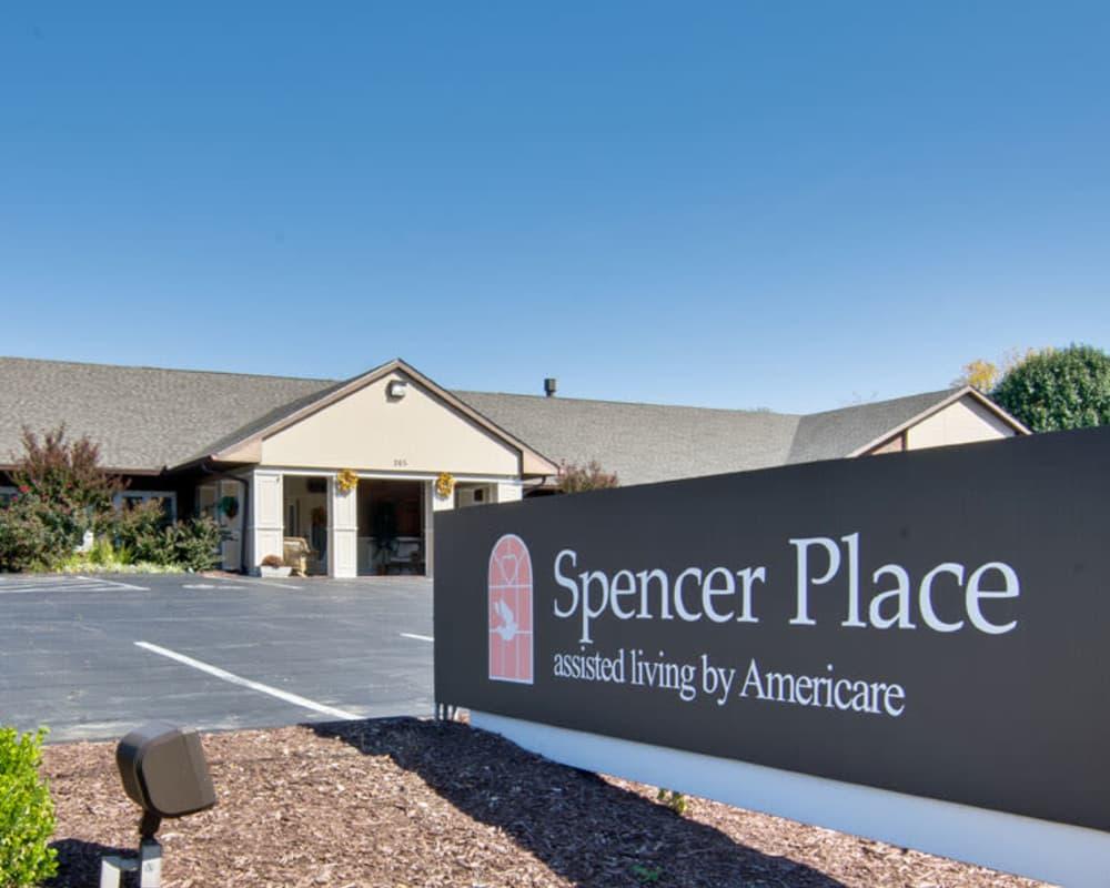 Saint Peters Mo Senior Living Spencer Place
