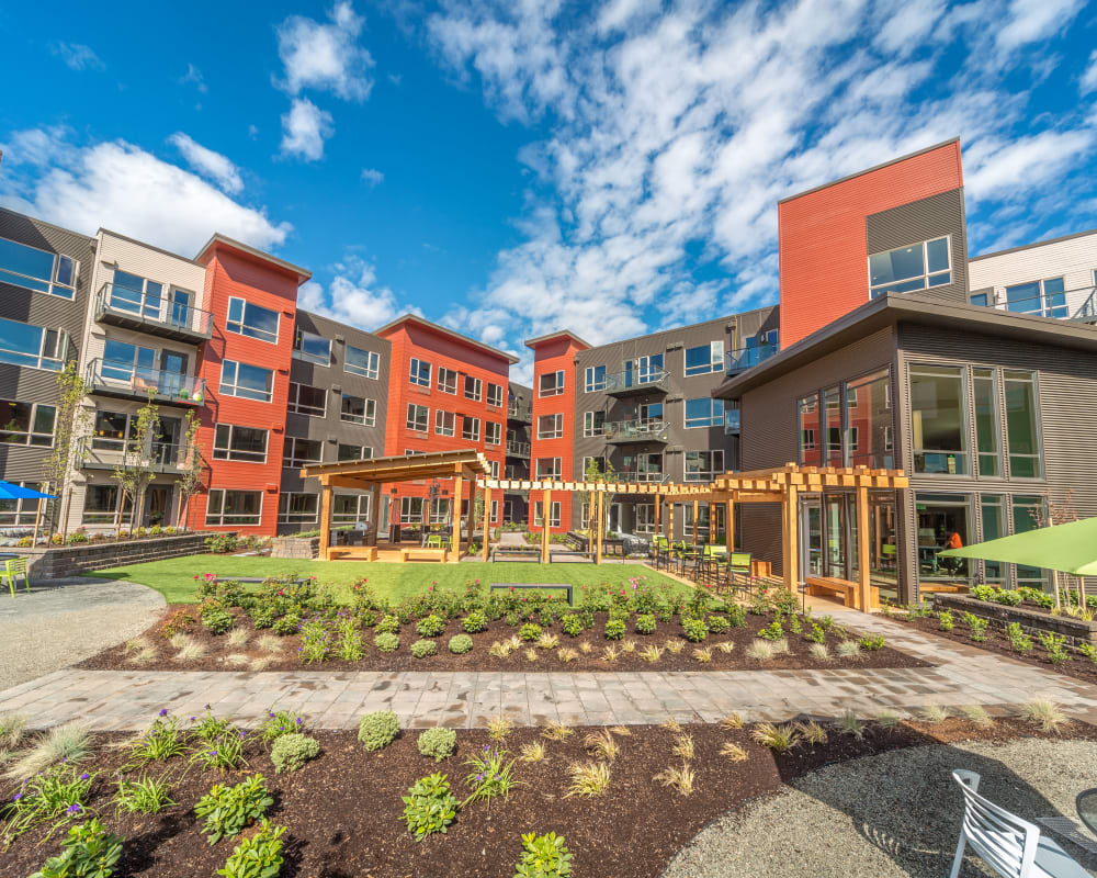 Downtown Salem, OR Apartments | South Block Apartments