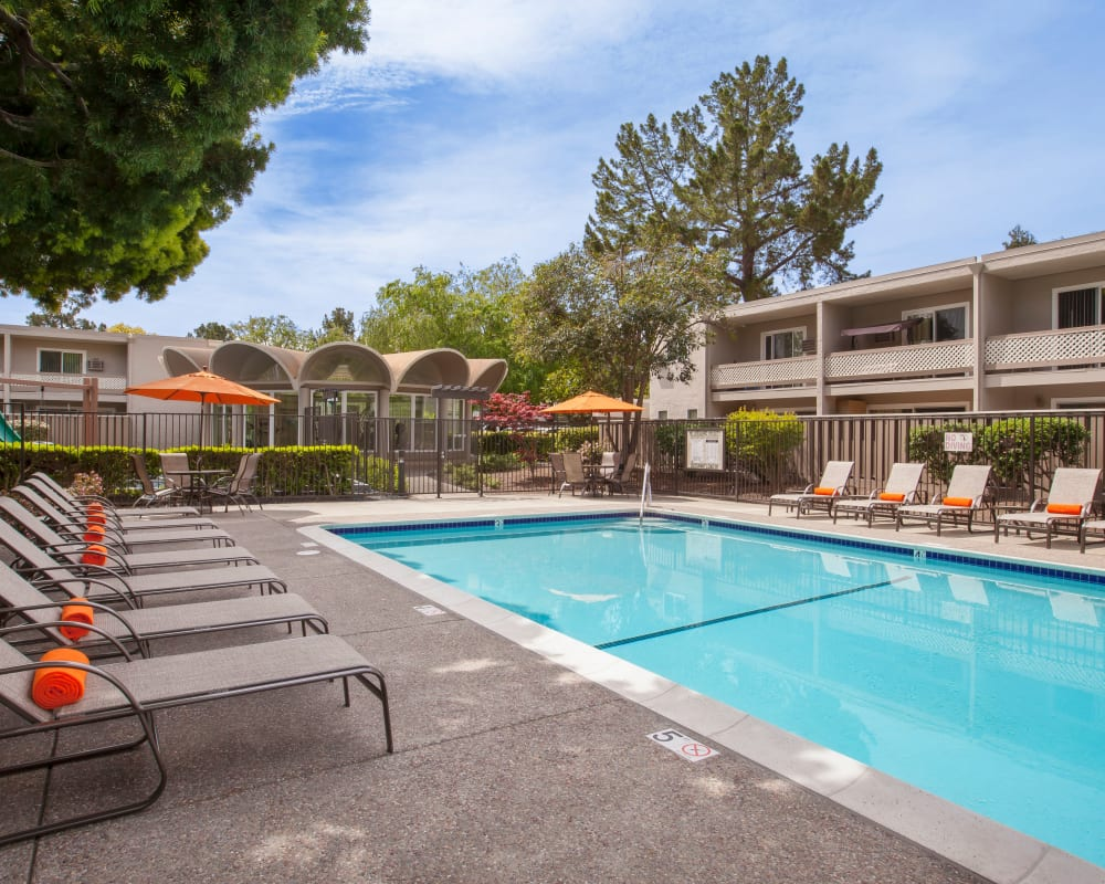 View our amenities at Halford Gardens Apartments in Santa Clara, California