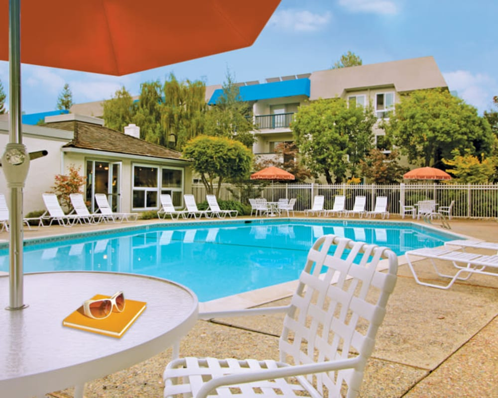View our amenities at Newport Apartments in Campbell, California