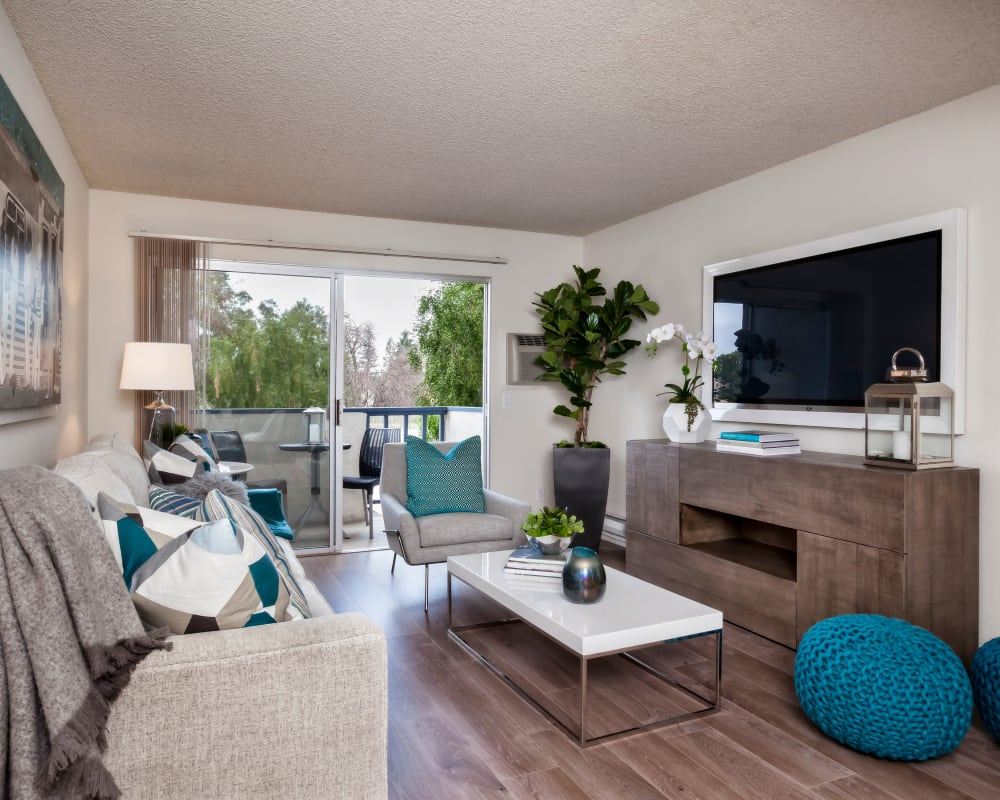 View our floor plans at Newport Apartments in Campbell, California