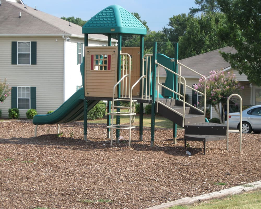 Playground at Parktowne Apartments in Cleveland, Tennessee