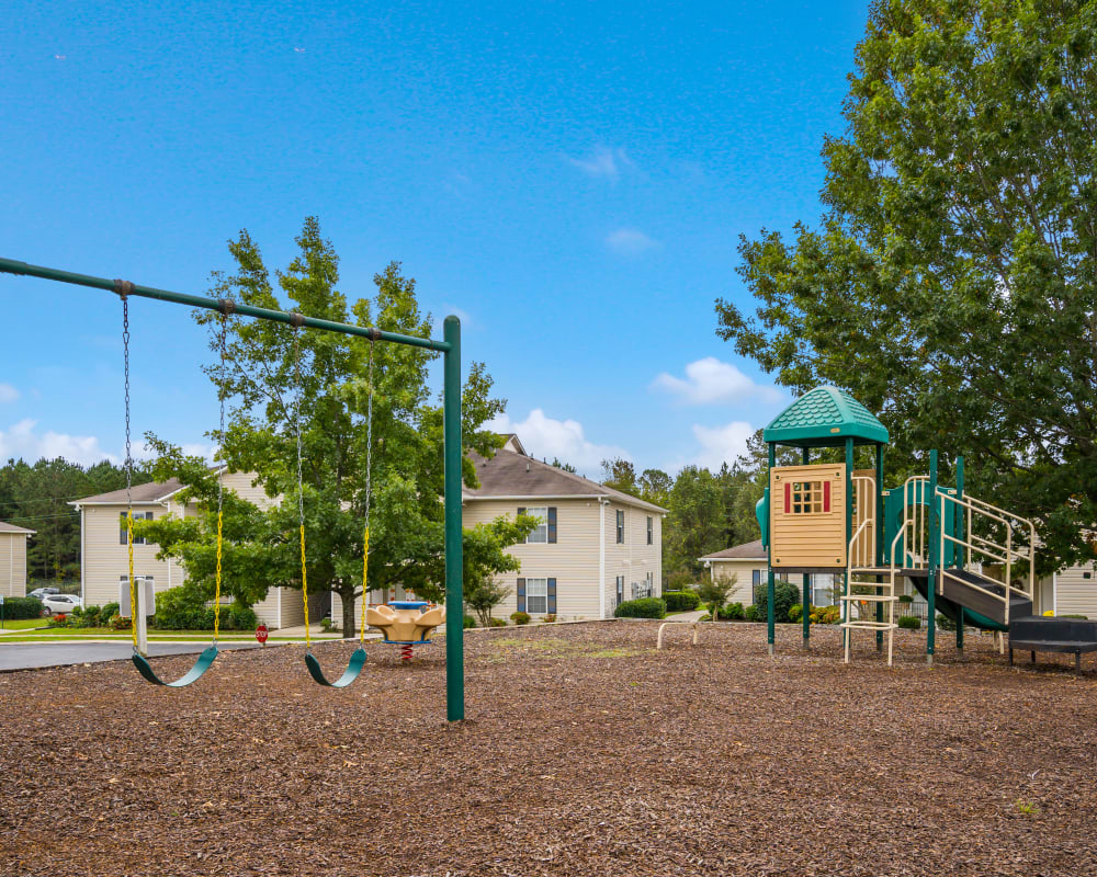 Playground at Pointe at Westland in Cleveland, Tennessee