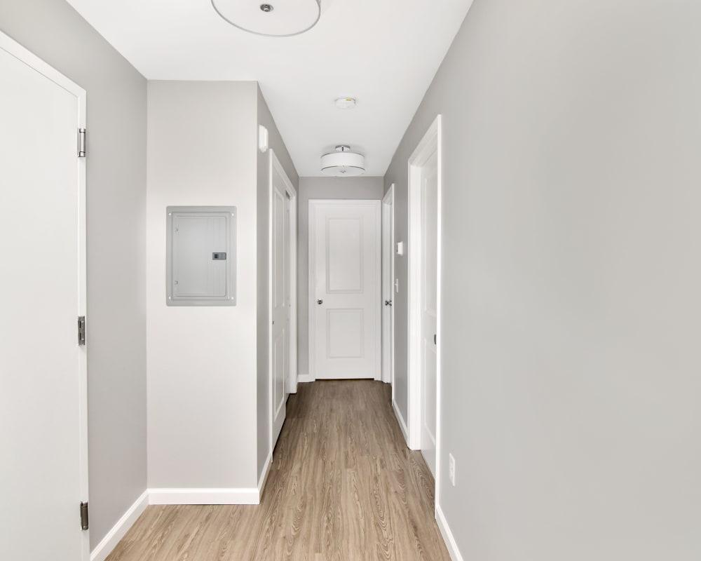 Hallway at Springwood Gardens