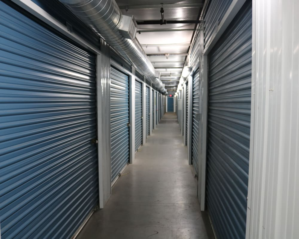 Climate-controlled storage at Golden State Storage - Tropicana in Las Vegas, Nevada