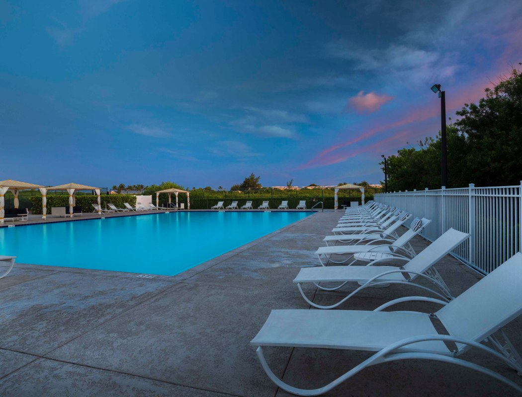 Community Amenities at Ocean Walk Apartments in Key West