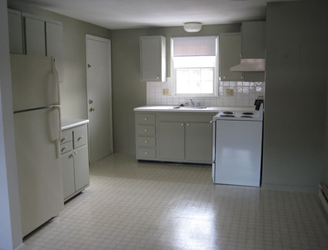 Apartment features at Coachlight Village in Agawam