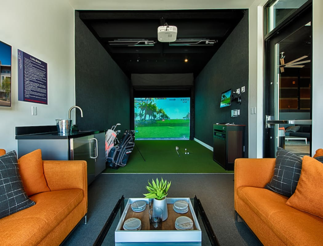Community amenities at The TOMSCOT in Scottsdale, Arizona