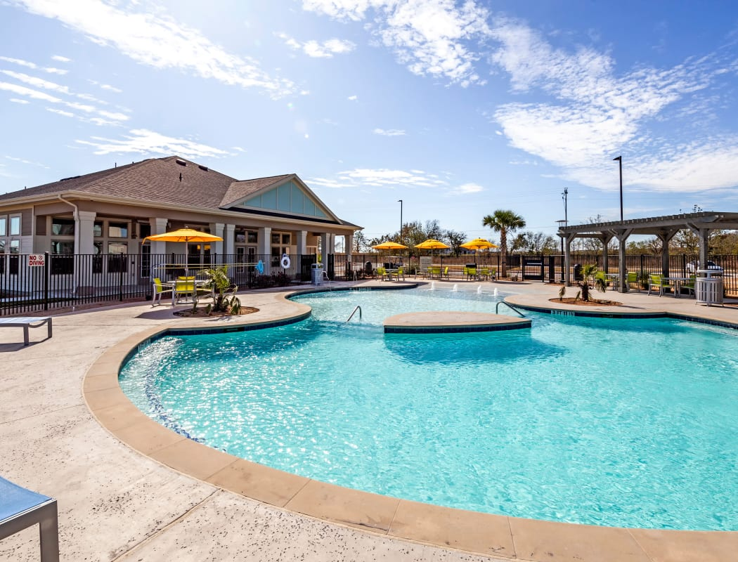 View the Community Amenities at The Stanton in Lockhart, Texas