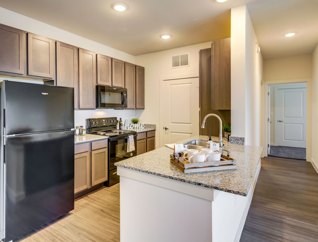 View the Apartment Amenities at The Stanton in Lockhart, Texas