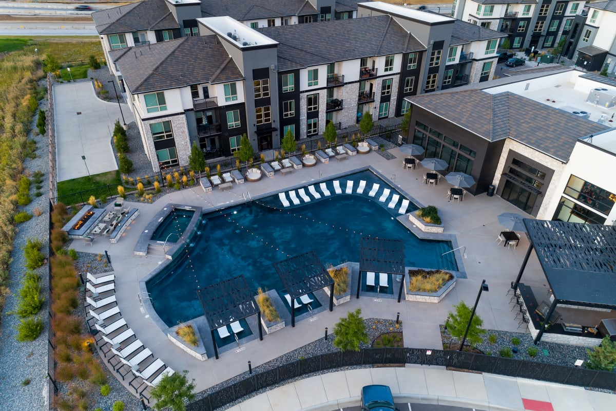 Our Apartments in Highlands Ranch, Colorado offer a Swimming Pool