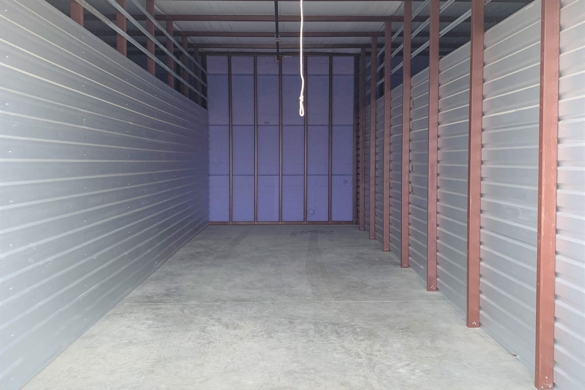 Enclosed boat and auto storage in Colorado Springs, Colorado at Storage 365