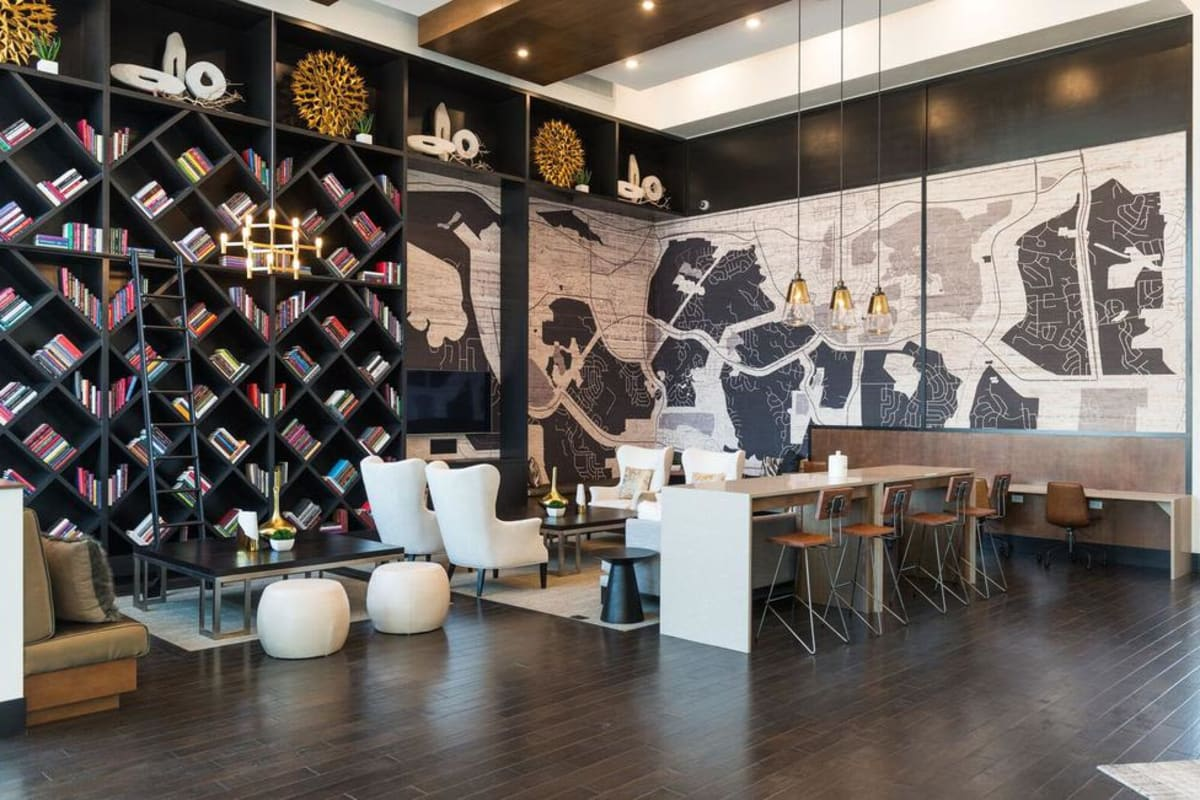 Enjoy a Luxury Clubhouse at Solana Lucent Station