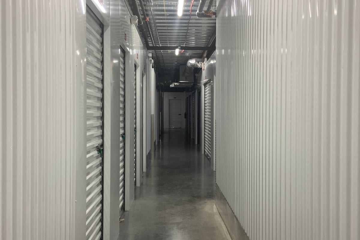 Temperature-controlled storage units at Storage Units in Kissimmee, Florida