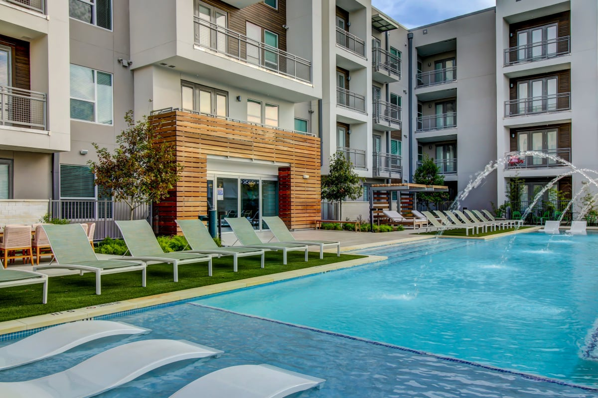 Community focus at properties owned by CWS Apartment Homes in Austin, Texas