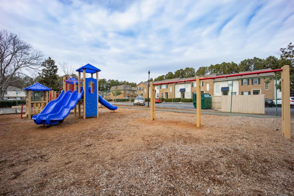 Onsite children's playground at Sedgefield in Marietta, Georgia