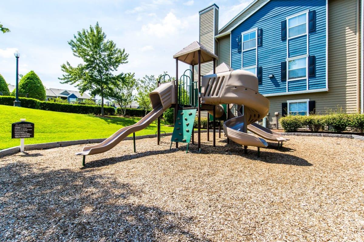 Playground at Marquis at Silverton in Cary, North Carolina