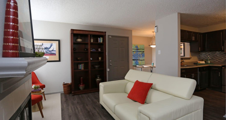Village Green of Bear Creek offers an ample living space at Village Green of Bear Creek in Euless, Texas