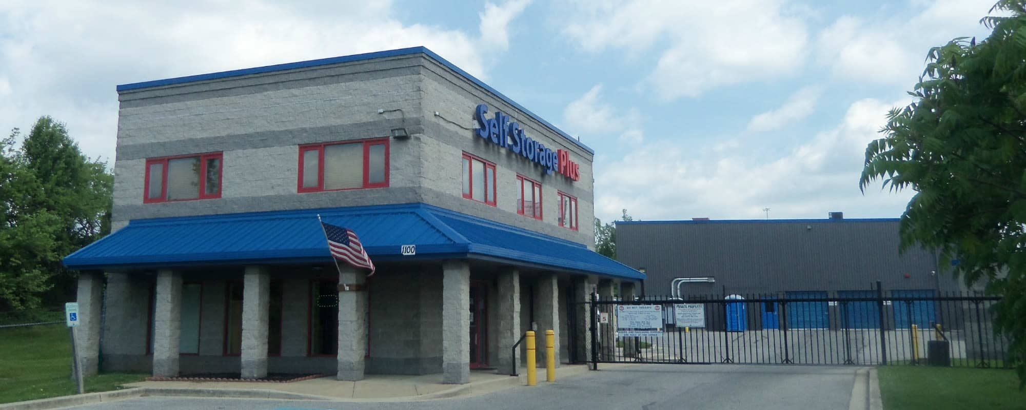 Self Storage Plus in Baltimore, MD